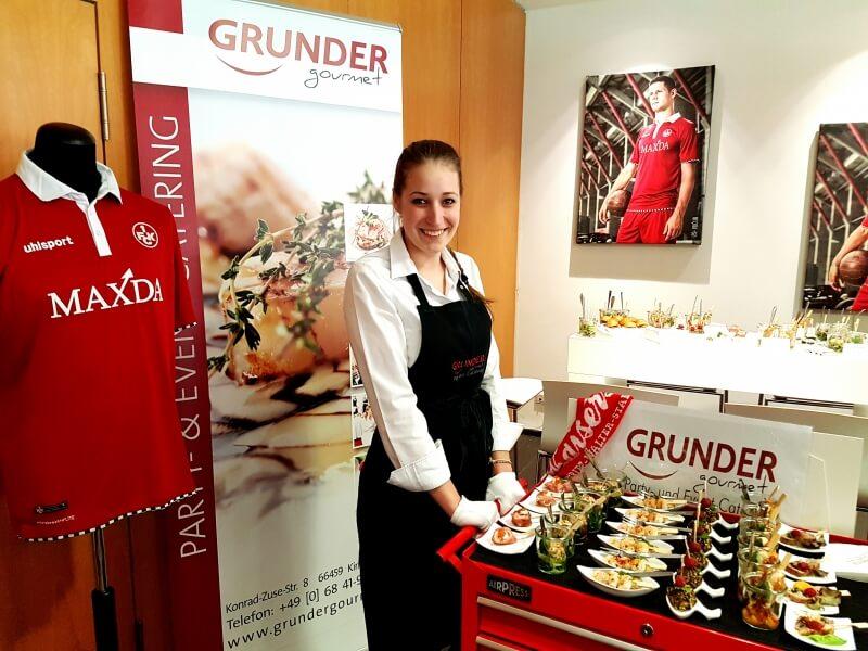 Grunder - Firmenevents Business Lunch
